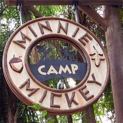 Camp Minnie-Mickey