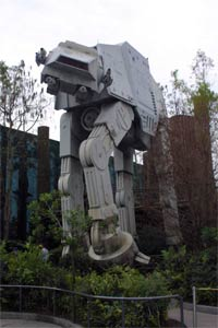 Hollywood Studio's Star Tours